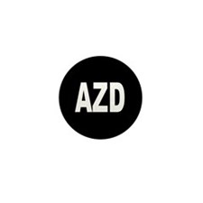 AZD Mini Button (10 pack)