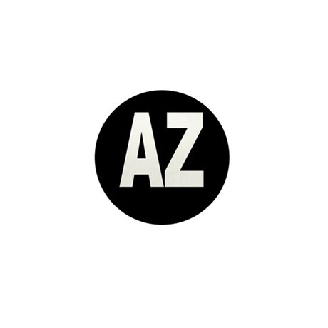 AZ Mini Button (10 pack)