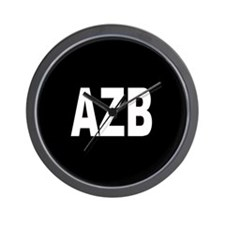 AZB Wall Clock