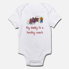 Hockey Coach Infant Bodysuit