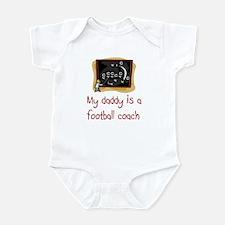 Football Coach Infant Bodysuit