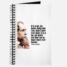 "Dickens ""Far Better"" Journal"