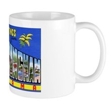 Birmingham Alabama Greetings Small Mug