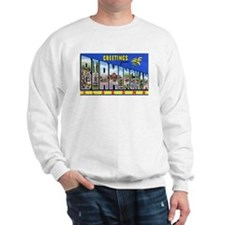 Birmingham Alabama Greetings Sweatshirt