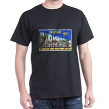 Birmingham Alabama Greetings (Front) T-Shirt