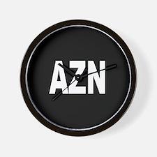 AZN Wall Clock