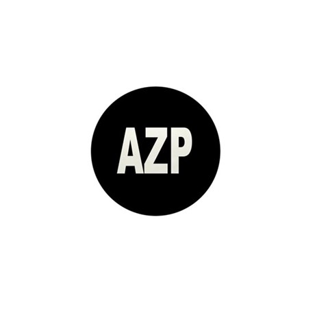 AZP Mini Button (100 pack)