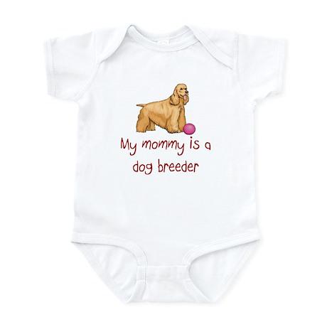 Dog Breeder Infant Bodysuit