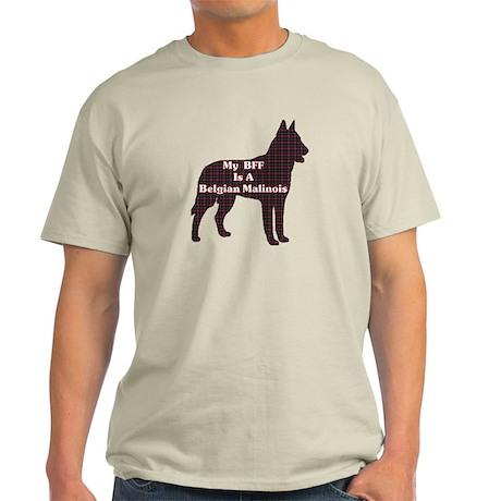 BFF Belgian Malinois Light T-Shirt
