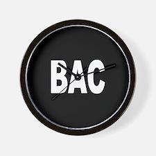 BAC Wall Clock