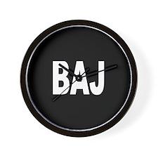 BAJ Wall Clock