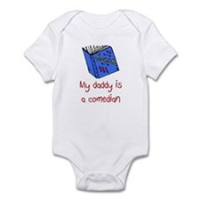 Comedian Infant Bodysuit
