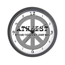 Unique Antireligion Wall Clock