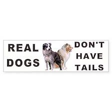 Australian Shepherd Bumper Bumper Sticker