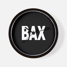 BAX Wall Clock