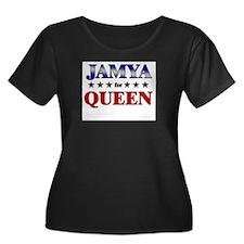 JAMYA for queen T