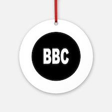 BBC Ornament (Round)