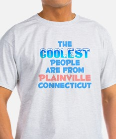 Coolest: Plainville, CT T-Shirt