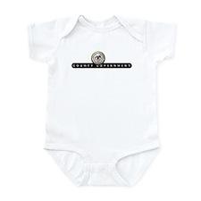 Peoria County Infant Bodysuit