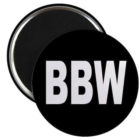 BBW 2.25 Magnet (100 pack)