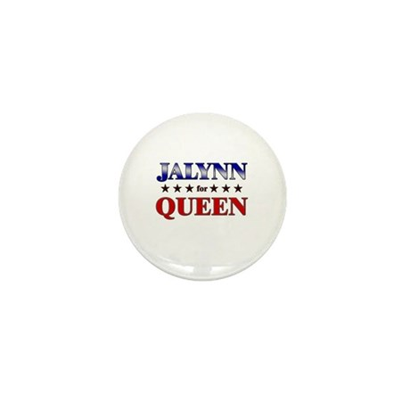 JALYNN for queen Mini Button (10 pack)