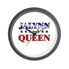 JALYNN for queen Wall Clock