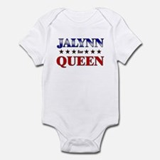 JALYNN for queen Infant Bodysuit