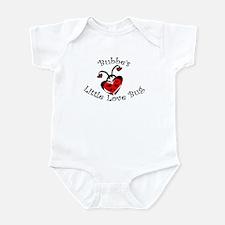 Bubbe's Love Bug Ladybug  Infant Bodysuit