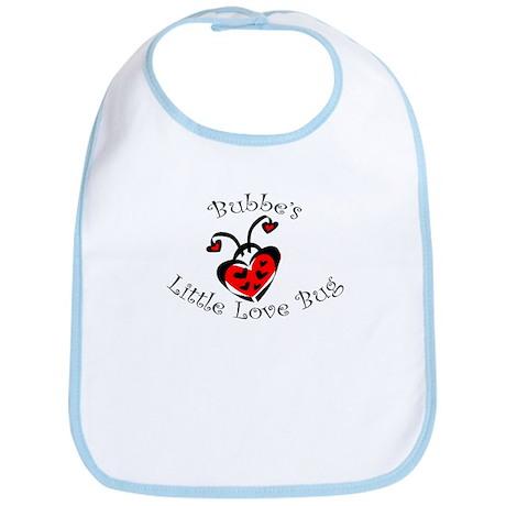 Bubbe's Love Bug Ladybug Bib