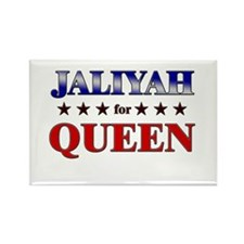 JALIYAH for queen Rectangle Magnet