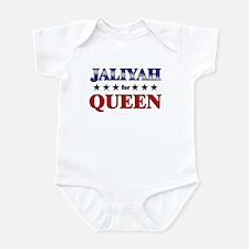 JALIYAH for queen Infant Bodysuit