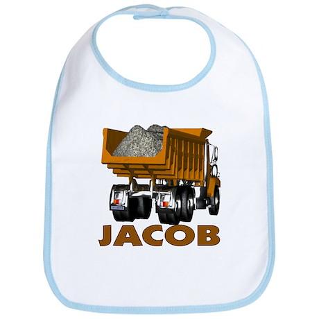 Jacob Dumptruck Bib
