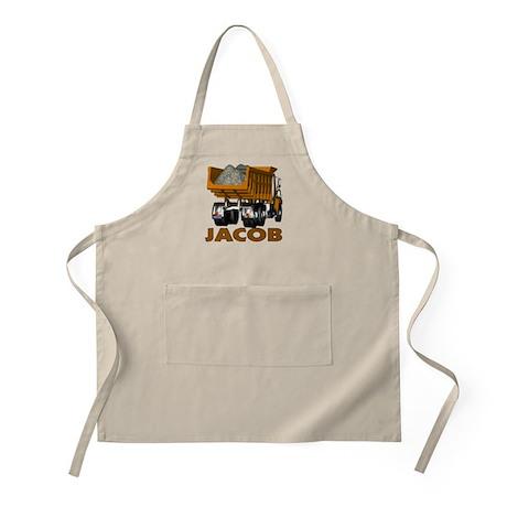 Jacob Dumptruck BBQ Apron