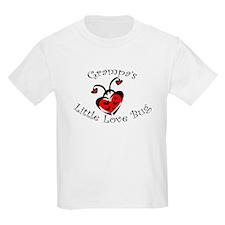 Grampa's Love Bug Ladybug T-Shirt