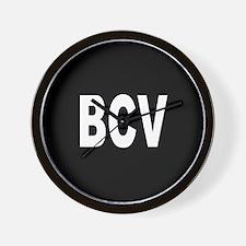 BCV Wall Clock