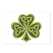 Celtic Trinity Postcards (Package of 8)