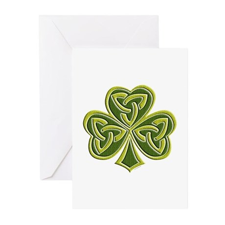 Celtic Trinity Greeting Cards (Pk of 10)