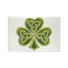Celtic Trinity Rectangle Magnet