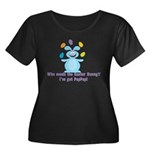 Easter Bunny? I've got PapPap! Women's Plus Size S