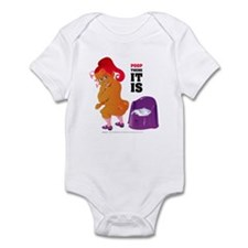 Poop! There It Is Infant Bodysuit