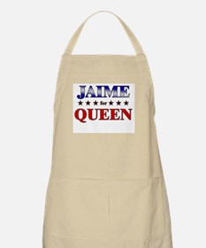 JAIME for queen BBQ Apron