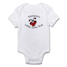 Mamaw's Love Bug Ladybug  Infant Bodysuit