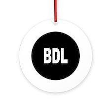 BDL Ornament (Round)