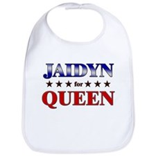 JAIDYN for queen Bib