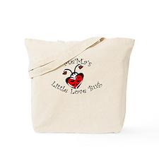 MeMa's Love Bug Ladybug Tote Bag