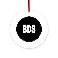 BDS Ornament (Round)