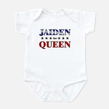 JAIDEN for queen Infant Bodysuit
