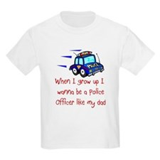 Police Officer T-Shirt