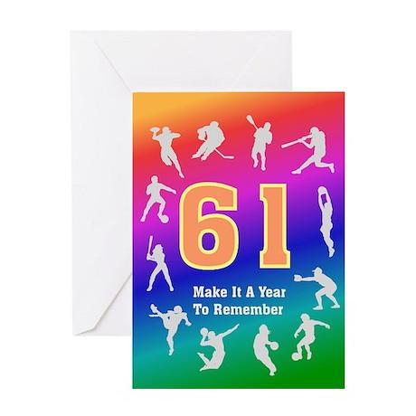 Year-Remember - Birthday Card - 61