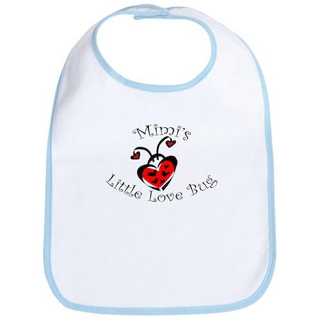 Mimi's Love Bug Ladybug Bib
